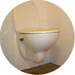 creation modification wc sanitaire toilette CROZON